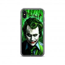 Joker Why So Serious Green iPhone Case