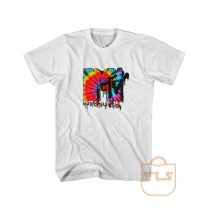 MTV Melted Tie Dye Graphic Tees