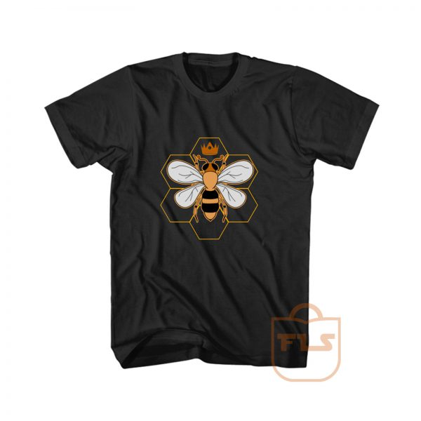 Queen Bee Vintage Cheap Graphic Tees