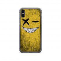 Smile x Yellow Aesthetic iPhone Case