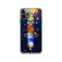 Solar Systems iPhone 11 Case
