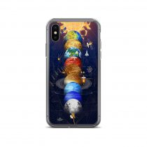 Solar Systems iPhone Case