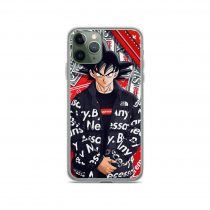 Son Goku Supreme iPhone 11 Case