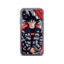 Son Goku Supreme iPhone Case