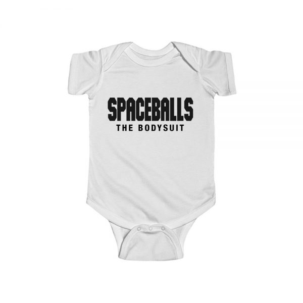 Spaceballs The Bodysuit Baby Onesie