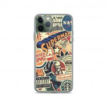 Sticker Bomb Retro iPhone 11 Case