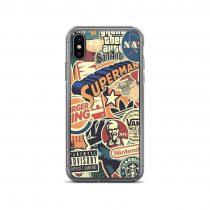 Sticker Bomb Retro iPhone Case