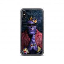 Thanos Notorious iPhone Case