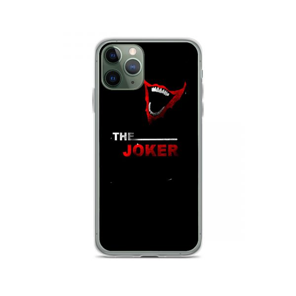 The Joker Laugh iPhone 11 Case