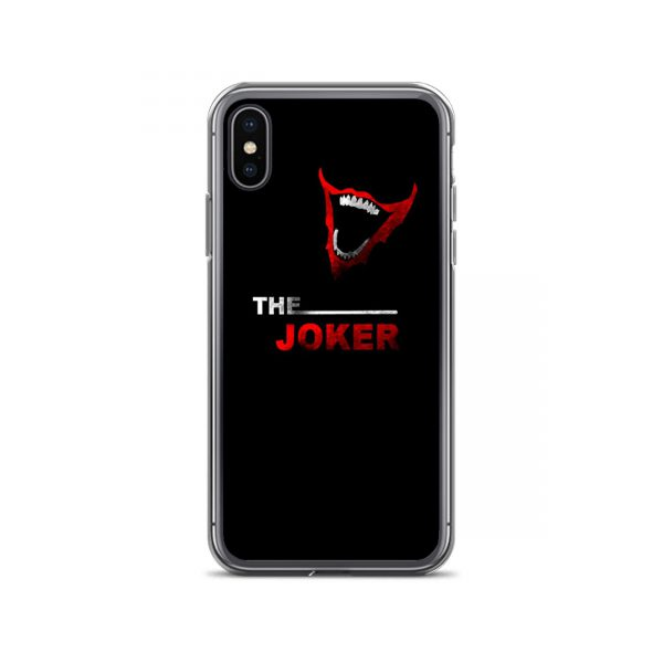 The Joker Laugh iPhone Case