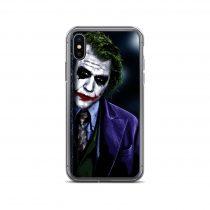 The Joker Sad Face iPhone Case