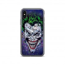 The Jokers Puzzle Face iPhone Case