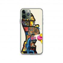 The Simpsons 600 Marathon iPhone 11 Case