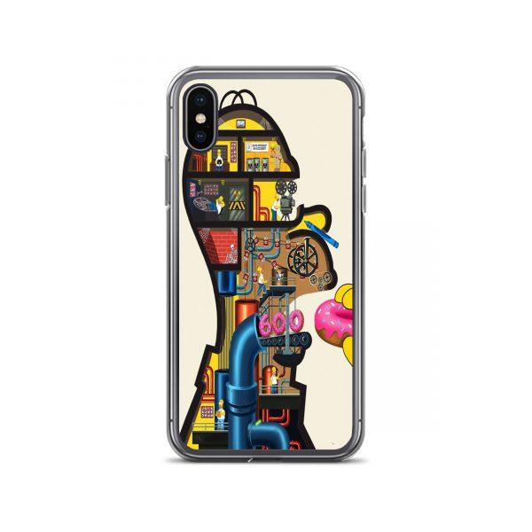 The Simpsons 600 Marathon iPhone Case