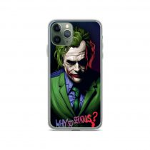 Why So Serious Jokers iPhone 11 Case