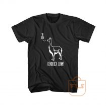 Ya Bish Kendrick Llama Cute Cheap Graphic Tees