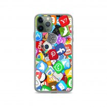 iOS Application Collage iPhone 11 Case