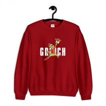 Air Grinch Sweatshirt