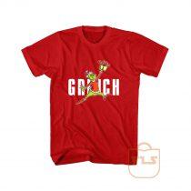 Air Grinch T Shirt
