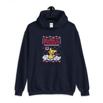 All I Want For Christmas Is Pikachu Hoodie