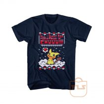 All I Want For Christmas Is Pikachu T Shirt