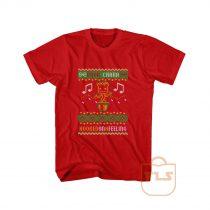 An Ooga Chaka Christmas T Shirt