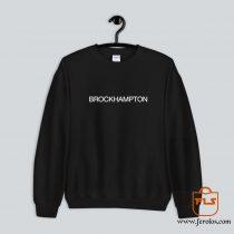 Brockhampton Sweatshirt