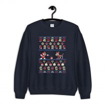 Christmas Man Ugly Sweatshirt