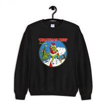 Christmas Thief Sweatshirt