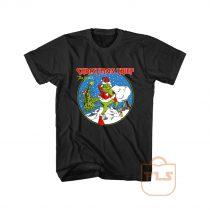 Christmas Thief T Shirt