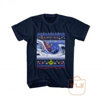 Cuddly as a Cactus Christmas T Shirt