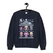 Fighting Evil Sweatshirt