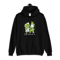 Grinch Stole Snoopy Christmas Hoodie