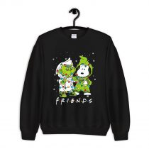 Grinch Stole Snoopy Christmas Sweatshirt