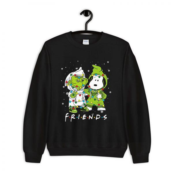 Grinch Stole Snoopy Christmas Sweatshirt