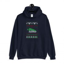 Griswolds Family Christmas Ugly Hoodie