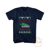 Griswold's Family Christmas Ugly T Shirt