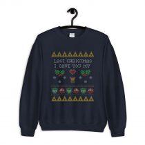 Link to My Heart Zelda Sweatshirt