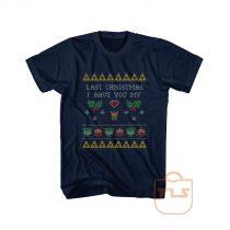 Link to My Heart Zelda T Shirt