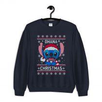 Ohana Christmas Ugly Sweatshirt