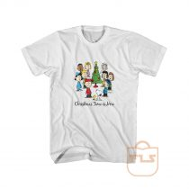 Peanuts Christmas Time is Here T Shirt