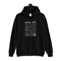 Stack The Halls Hoodie