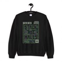 Stack The Halls Sweatshirt