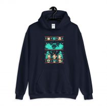 Winter Fantasy Family Hoodie