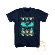 Winter Fantasy Family T Shirt