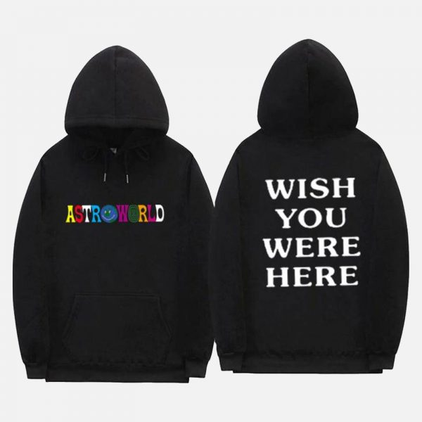 Astroworld Wish You Were Here Travis Scott Hoodie