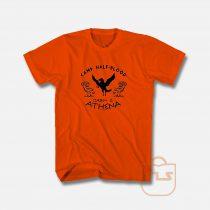Camp Half Blood Cabin 6 Athena Unisex T Shirt