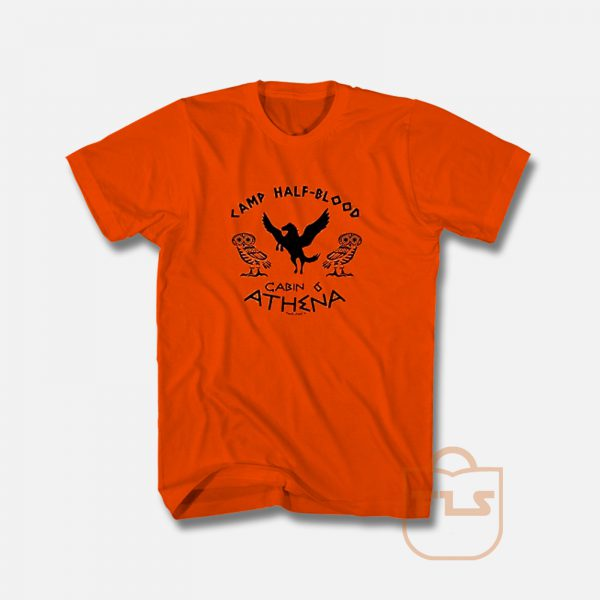 Camp Half Blood Cabin 6 Athena Unisex T Shirt