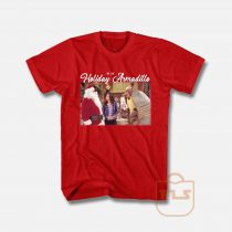 Friend's I'm The Holiday Armadillo Christmas T Shirt