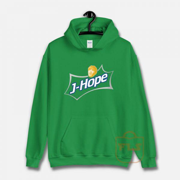 J-Hope Soda K-Pop Parody Hoodie